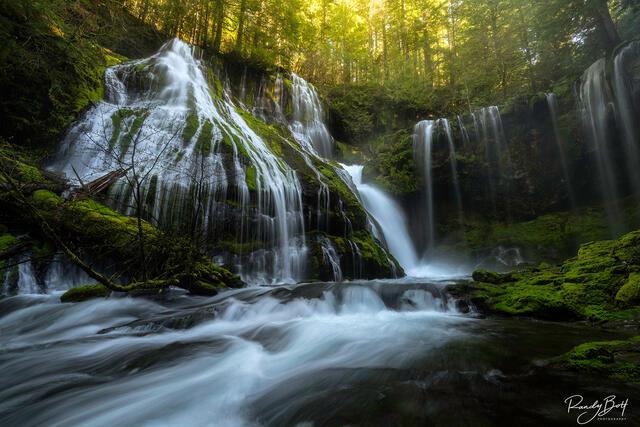 WATERFALL PHOTOGRAPHY | LONG EXPOSURE WALL ART